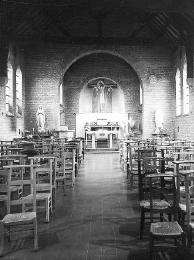 Chapelle Sainte Bernadette