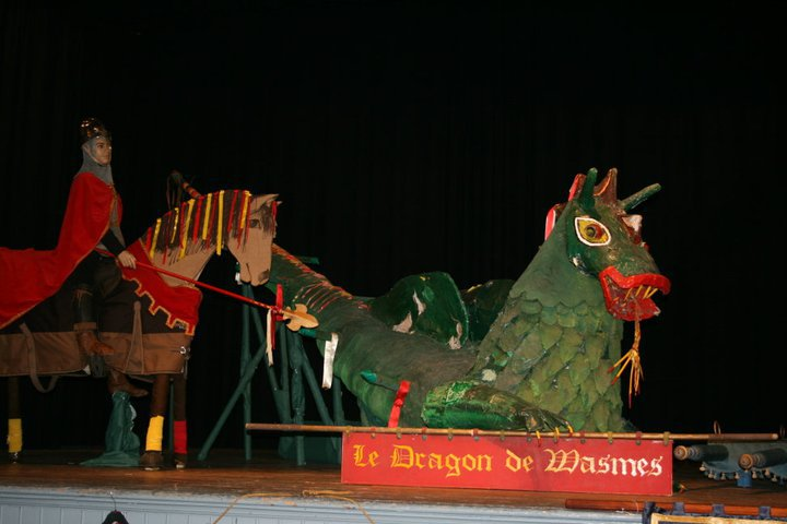 Dragon de Wasmes