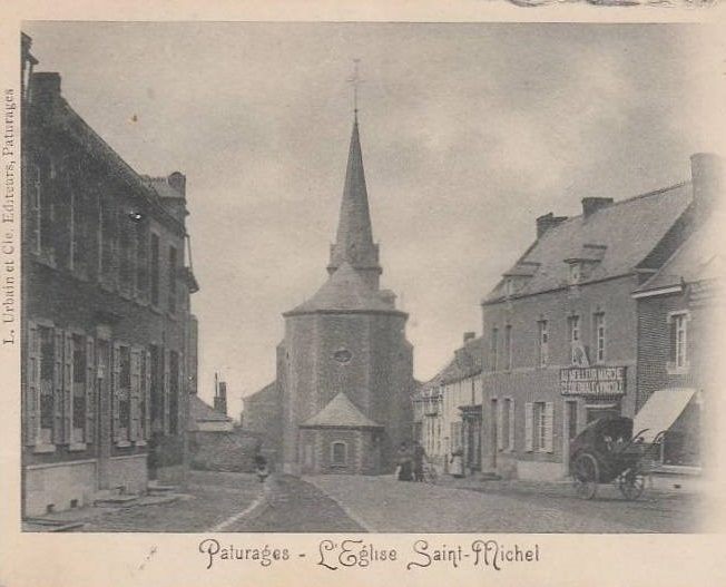 Eglise de Pâturages