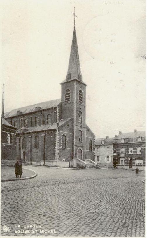 Eglise de Pâturages