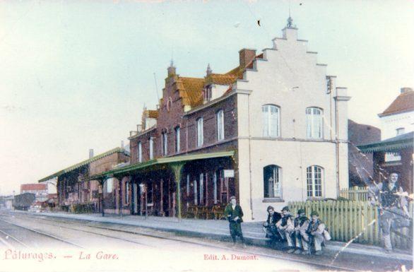 Gare de Pâturages