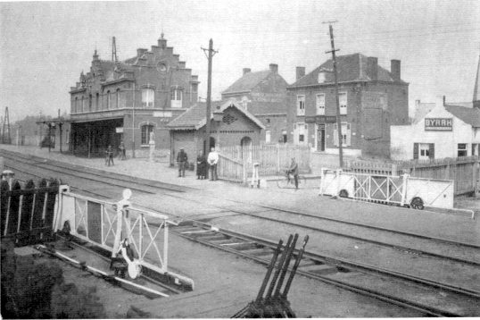 Gare de Wasmes