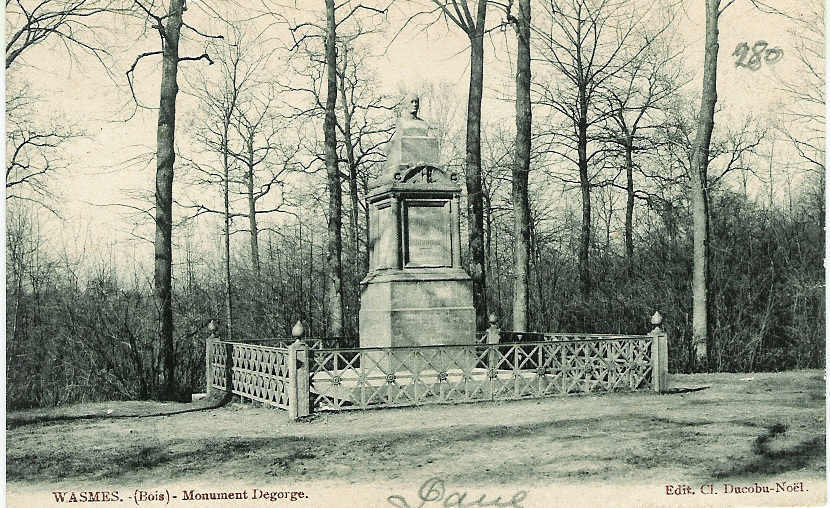 Monument Degorge