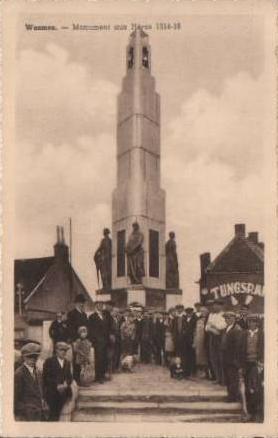 Orphéon Monument aux Morts