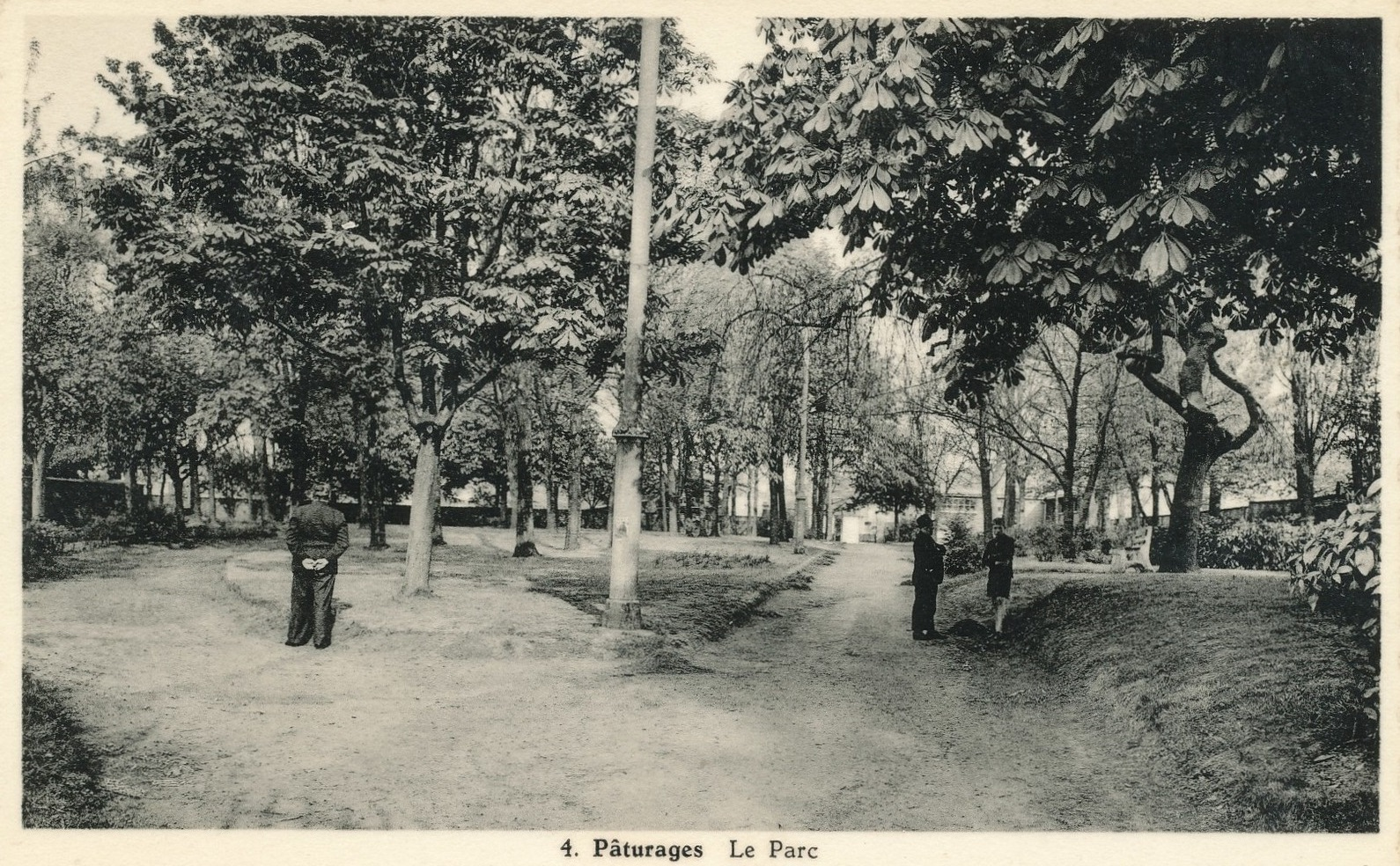 Parc de Pâturages