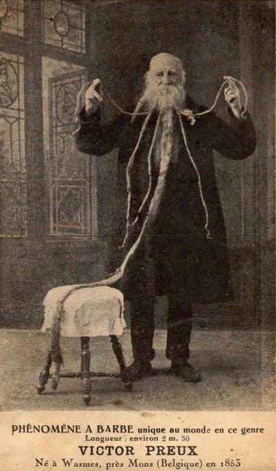 Victor Preux