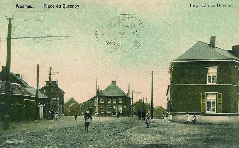 Place du Quesnoy