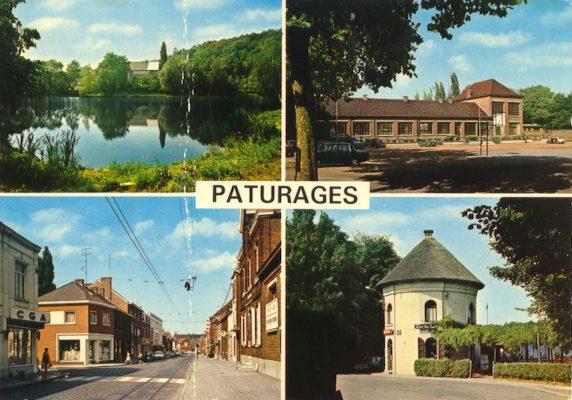 Souvenirs de Pâturages