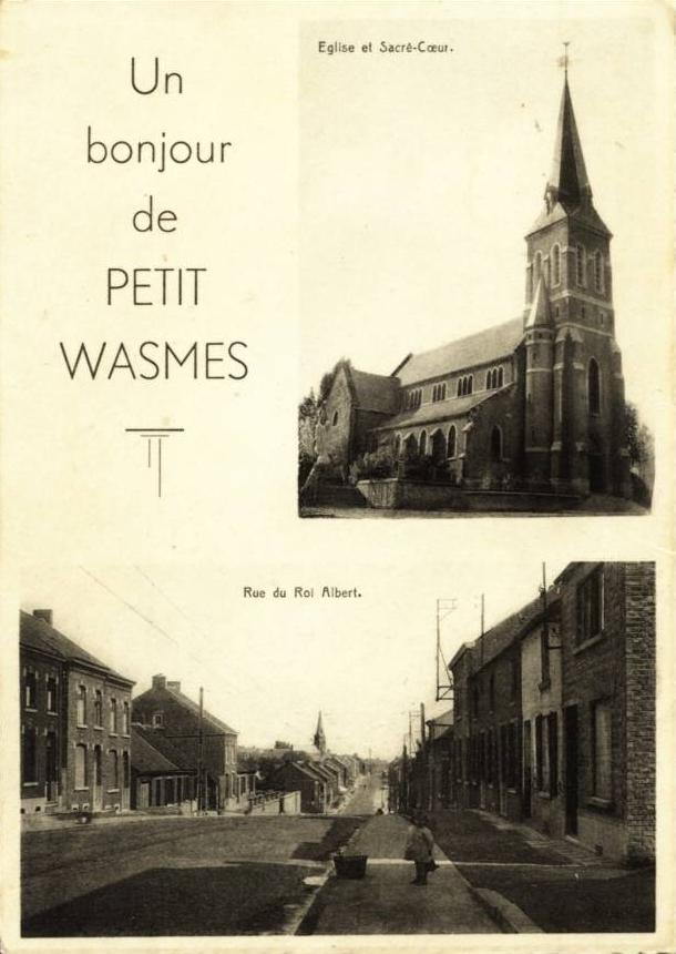 Cartes souvenirs de Petit Wasmes