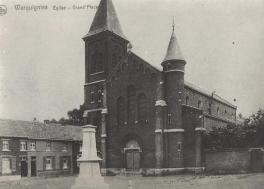 Eglise de Warquignies