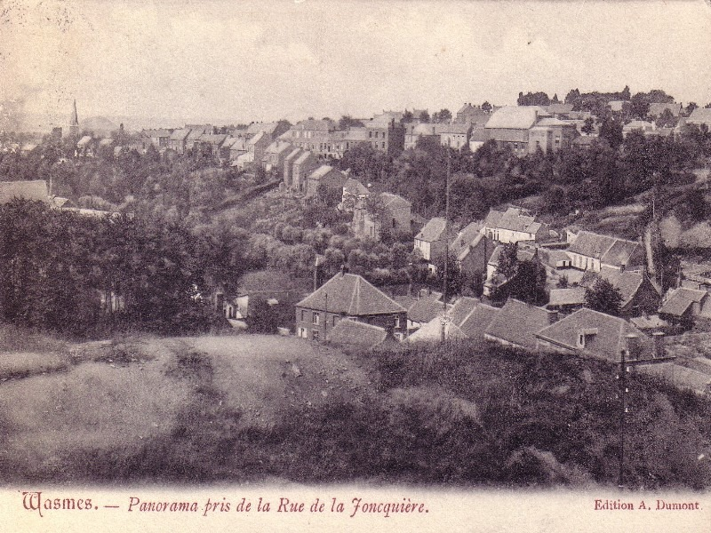 Panorama de Wasmes