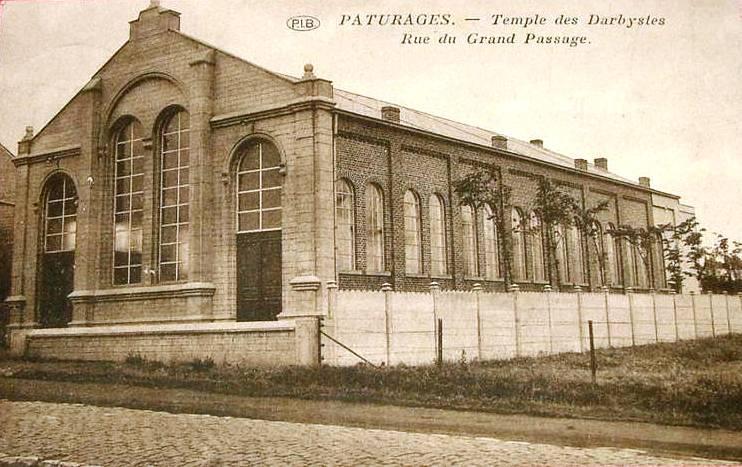 Temple des Darbystes de Pâturages (2)