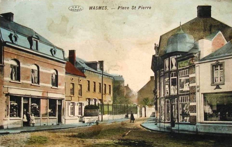 Place Saint Pierre Wasmes