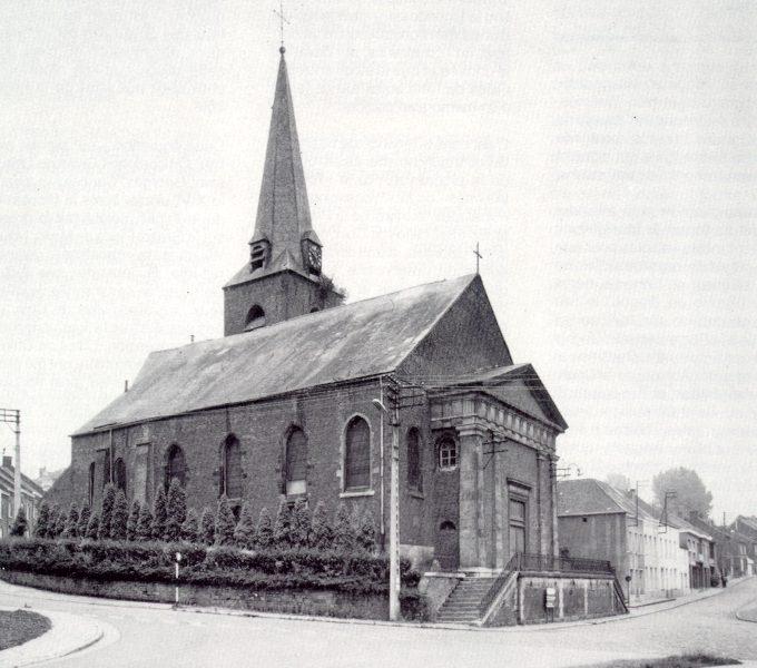 Eglise de Wasmes
