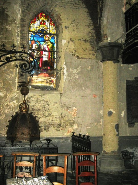 Eglise St François Petit Wasmes