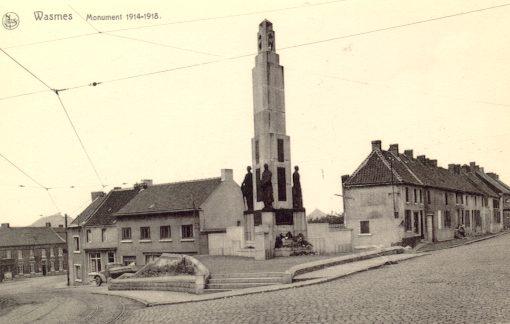 Monument de Wasmes