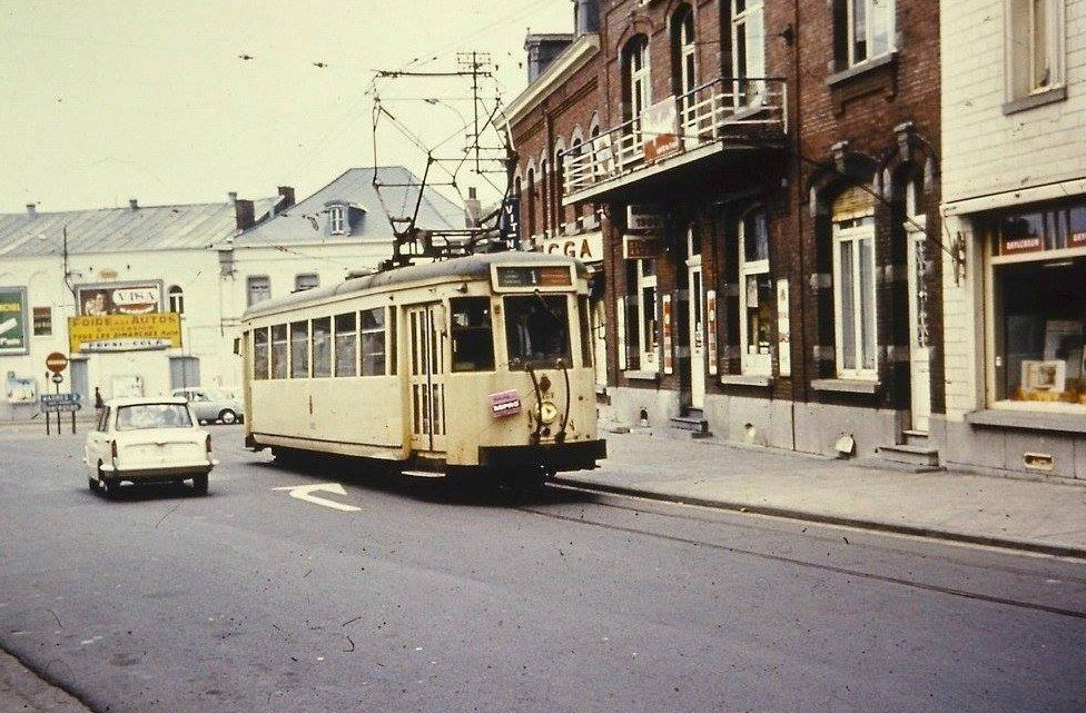 Tram sur la commune (198 photos)