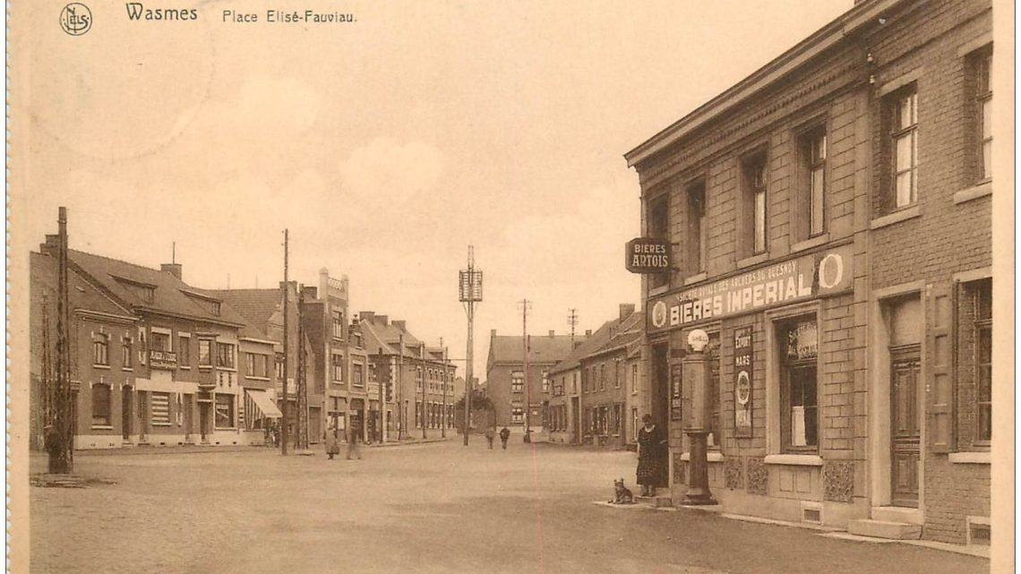 Place E. Fauviaux / Rue de Maubeuge (34).
