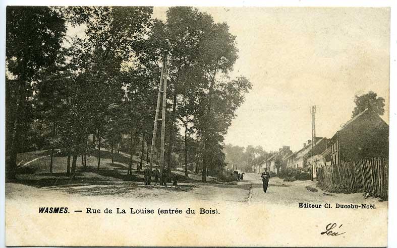 Rue de la Louise (1)