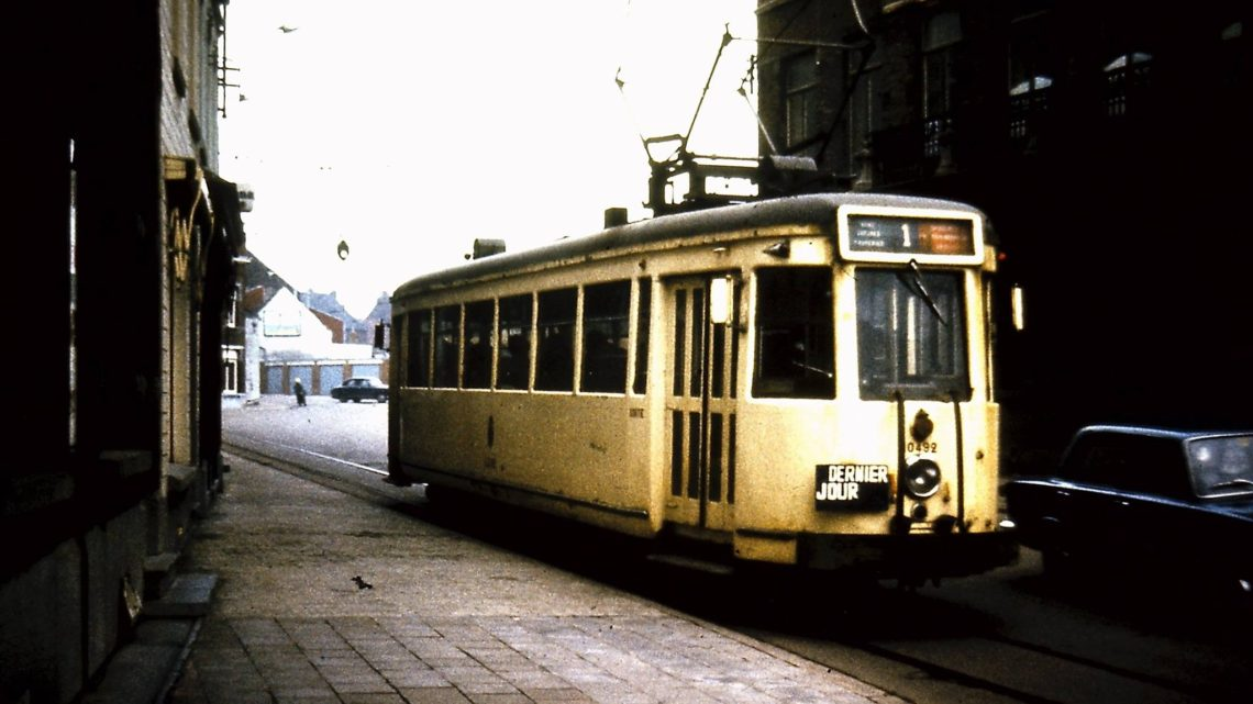 Tram sur la commune (198 photos)