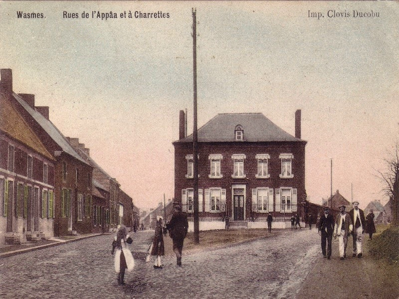 Rue de l'appaa 1