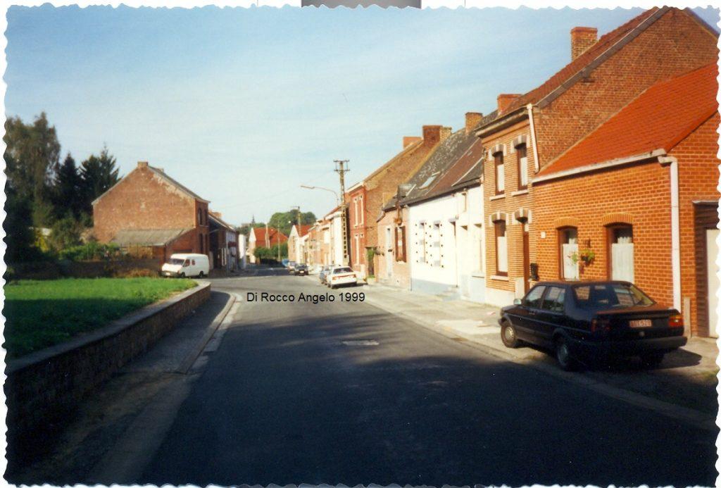 Rue du Bois à Wasmes