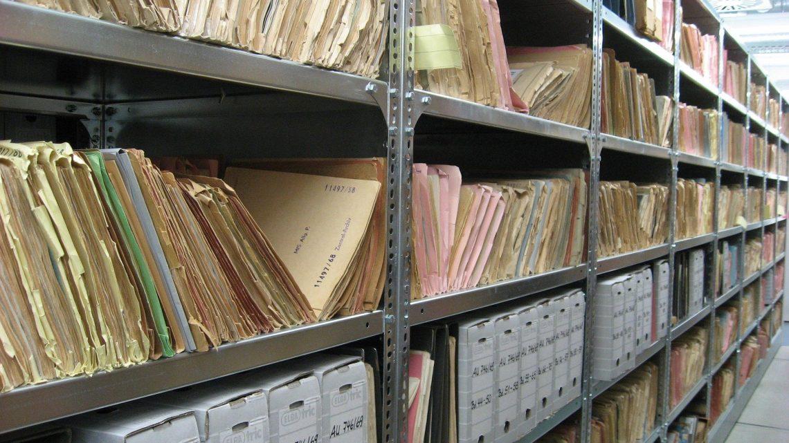 Les infos administratives du passé (et du présent)